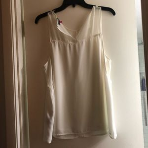 Nordstrom Cream Blouse